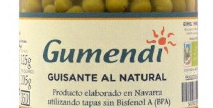 Guisante al Natural Cristal, Guimendi 325gr