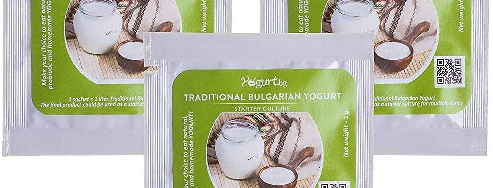 Fermento Búlgaro