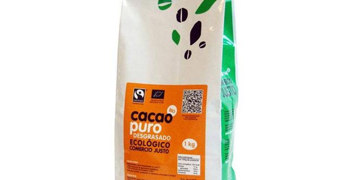 Cacao Puro Desgrasado Bio , Alternativa 1 Kg