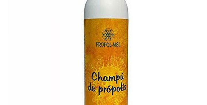 CHAMPU NATURAL DE PROPOLIS PROPOLMEL 250 ML.
