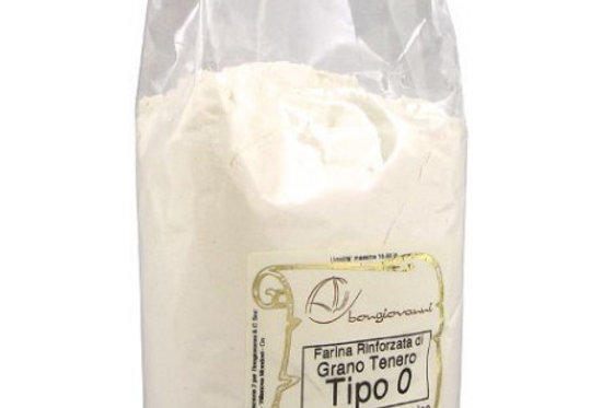 Harina trigo blando tipo 0,  Gumendi 1kg
