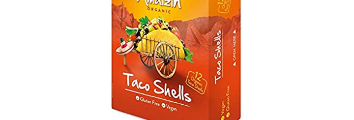 Taco de Maíz Bio concha AMAIZIN