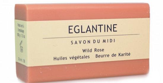 Jabón De Karité Pastilla Made In France