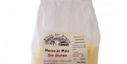 Harina maíz sin gluten , Rincón segura 1kg