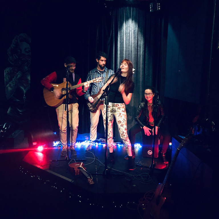 Songwriter Club and Open Mic Wednesday @Win-Win **Postponed until Level 1**