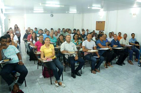 Ebenezer Outreach class in Brazil
