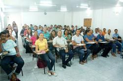 Ebenezer Outreach class in Brazil