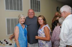 Kathy, Freddie and Sharon