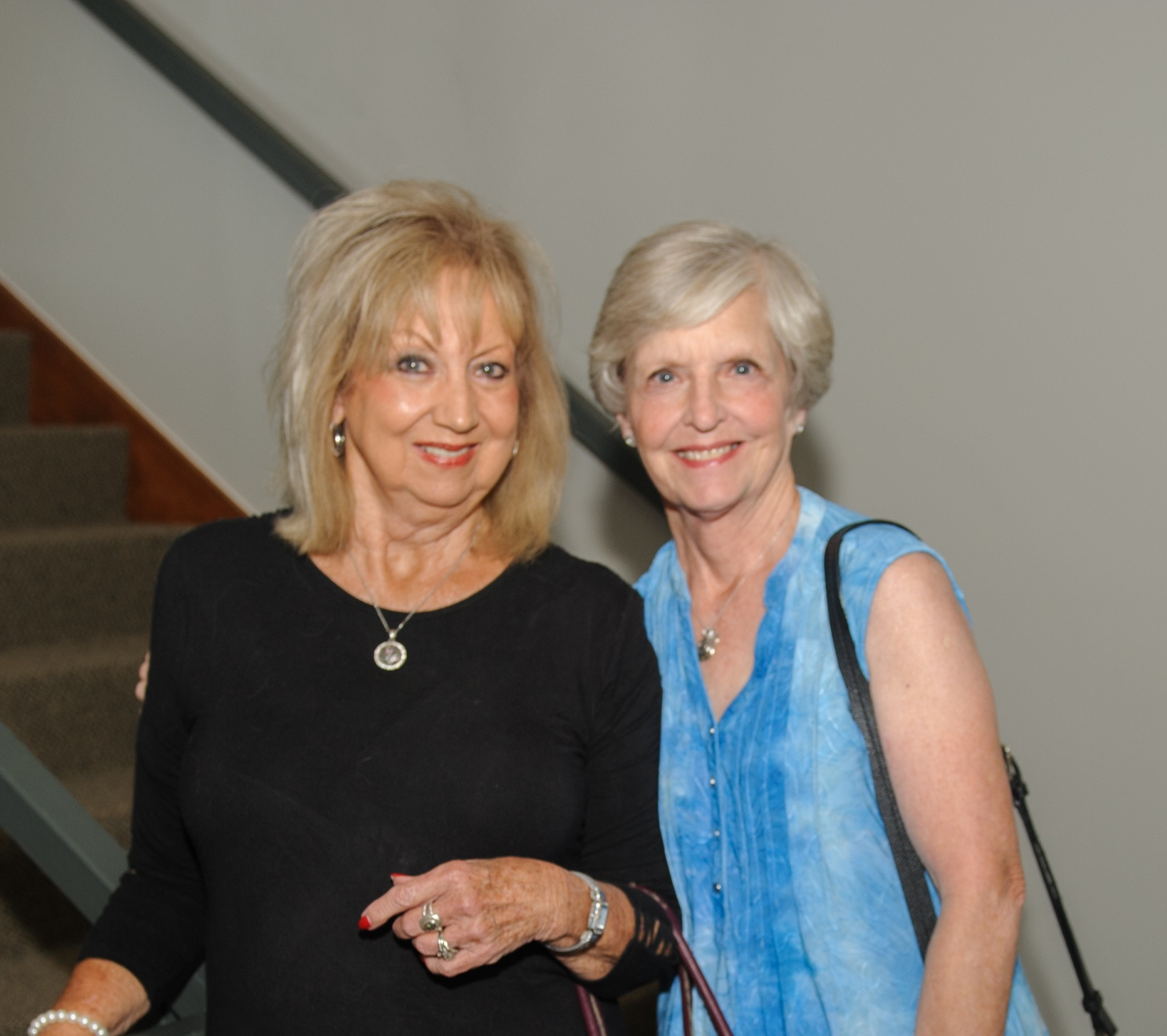 Margaret and Kathy