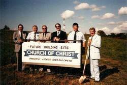 310 N. Shawnee Ground Breaking