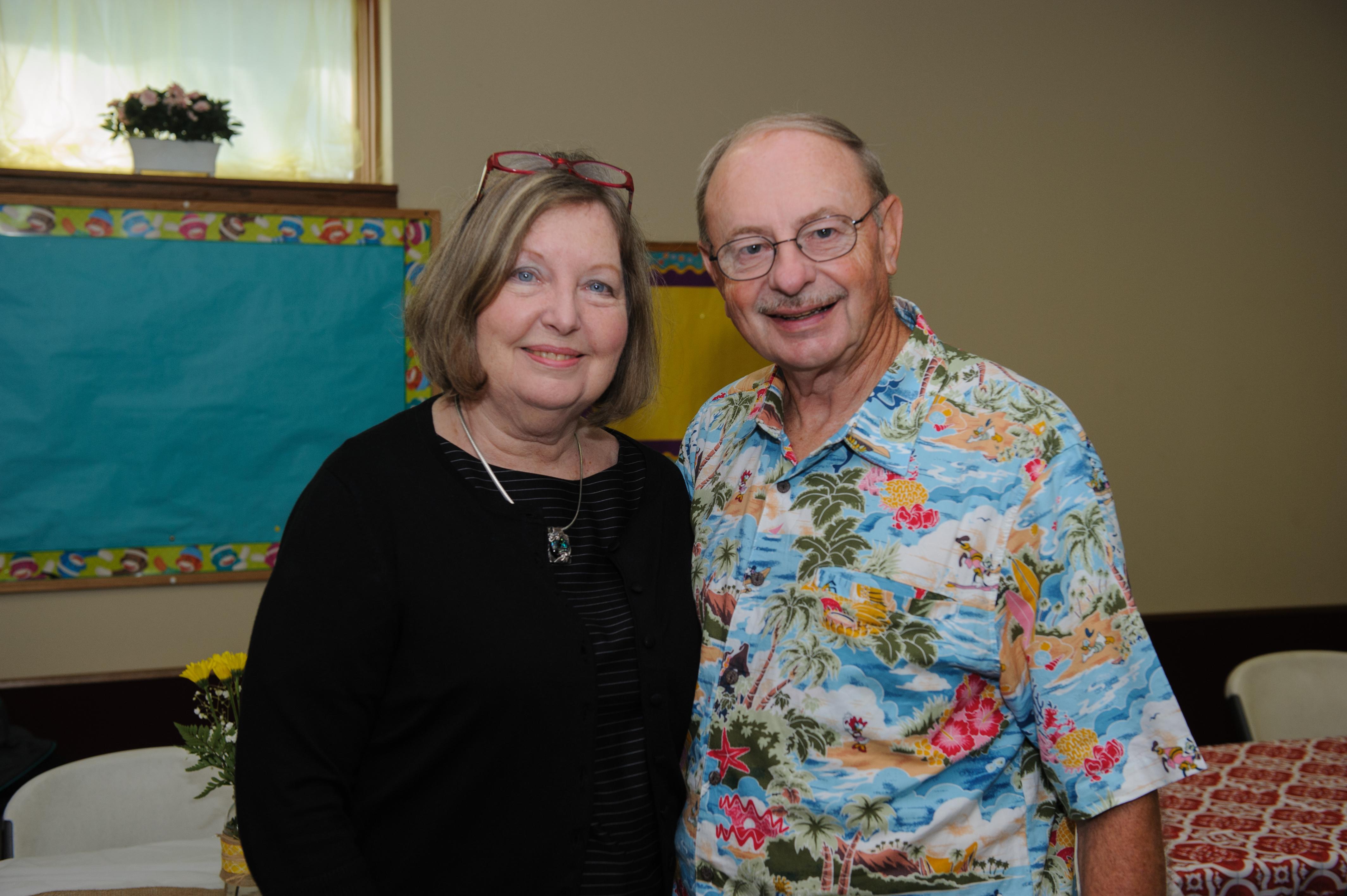 Judy and Leonard
