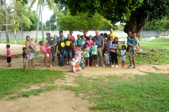 Ebenezer project in Brazil