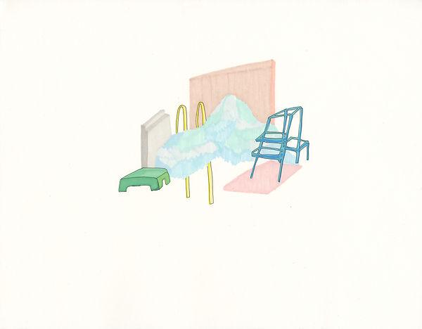 louise porte,artiste, art contemporain, photographie, dessins