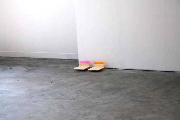 installation, louise porte, artiste, art contemporain, sculpture