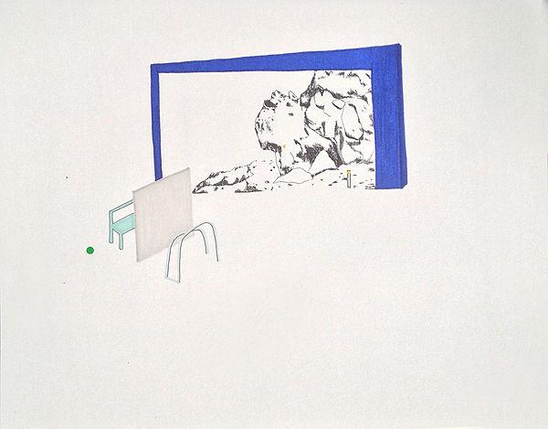 louise porte,artiste, art contemporain, photographie, dessin