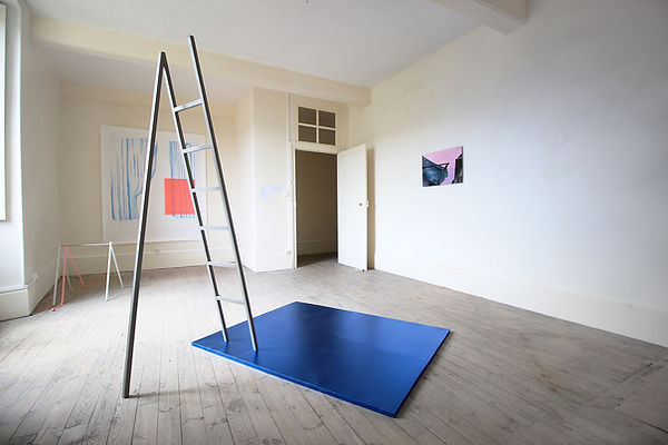 louise porte, art contemporain, installation, arts plastiques