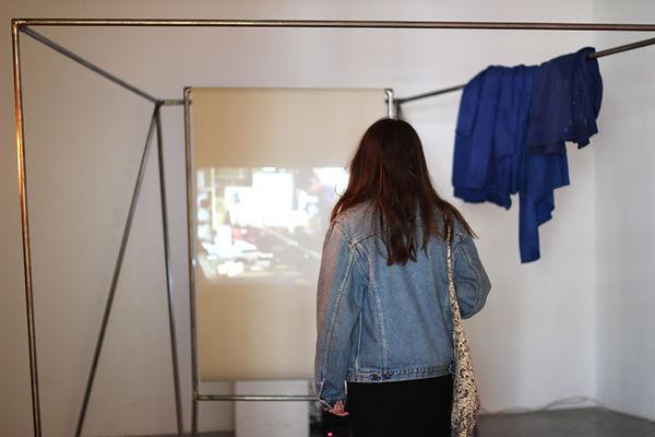 louise porte,artiste, art contemporain, photographie , installation