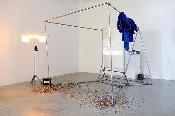 louise porte,artiste, art contemporain, photographie, installation