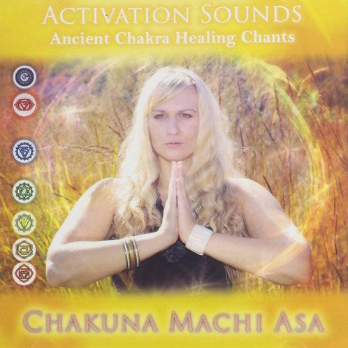 Artist Signed Chakra Physical CD Album