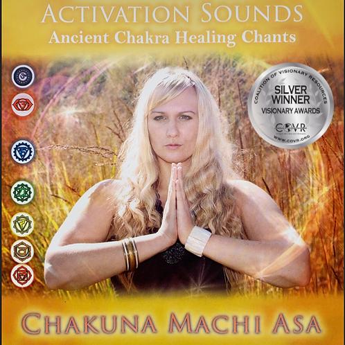 Chakra Healing Physical CD Album