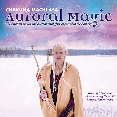 Auroral Magic Physical CD Album
