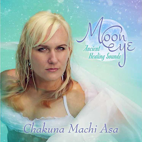 Artist Signed Moon Eye Physical CD Album