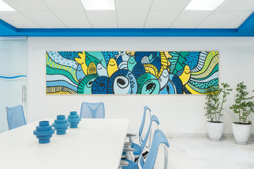 SHELO / BTL Interiorismo / Arte: Joshe Montaño / Zapopan, Jalisco