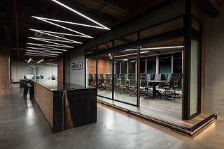 CORPORATIVO BERRYMEX / Iluminación: ON-OFF Studio / Zapopan, Jalisco
