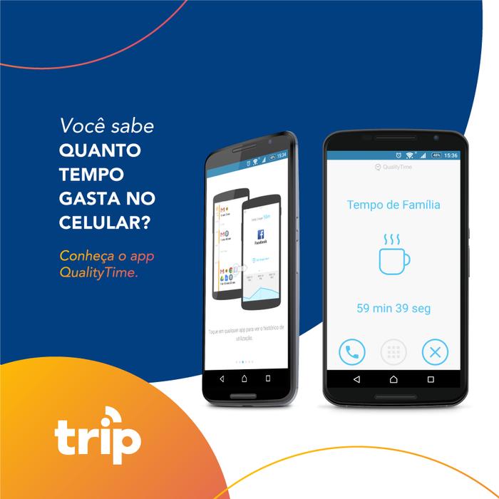 QualityTime: aplicativo ajuda a restringir o tempo gasto no celular