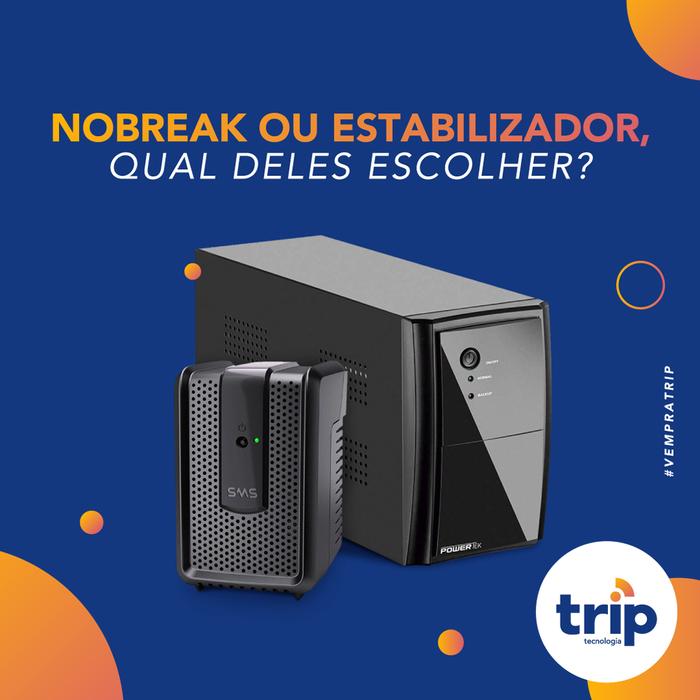 Nobreak ou Estabilizador para PC: qual deles escolher?