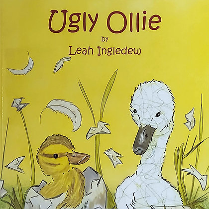 Ugly Ollie children's picturebook