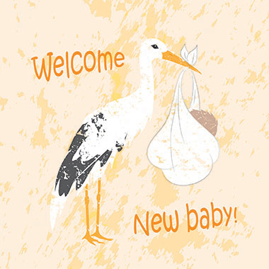 Welcome new baby
