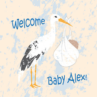 Welcome baby Alex