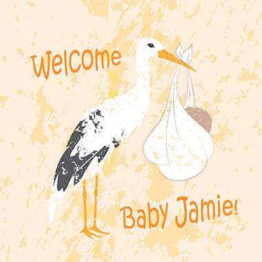 Welcome baby Jamie
