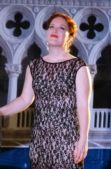 Katherine Whyte, soprano