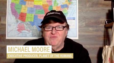 Michael Moore LIVE Q&A