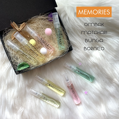 OLFAC3 Perfumes Discovery Sets