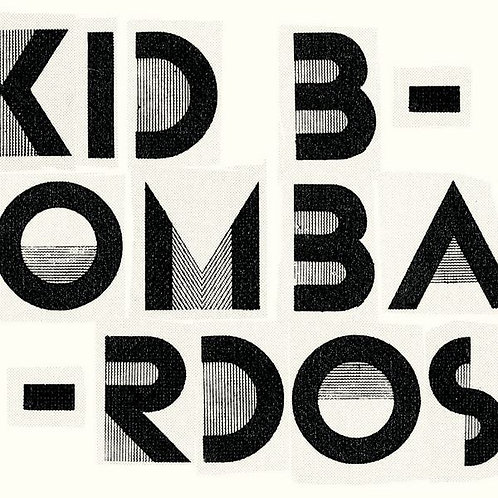 "KID BOMBARDOS ""I Round The Bend"" (Vinyle 12"")"