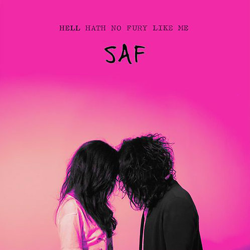 "SAF ""Hell Hath No Fury Like Me""  (CD)"
