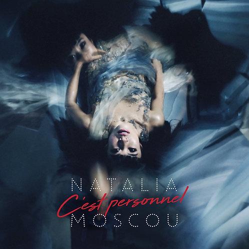 """NATALIA MOSCOU """"C'est personnel"""" (CD)"""
