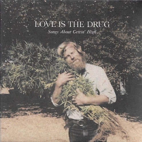 LOVE IS THE DRUG - Compilation (CD)
