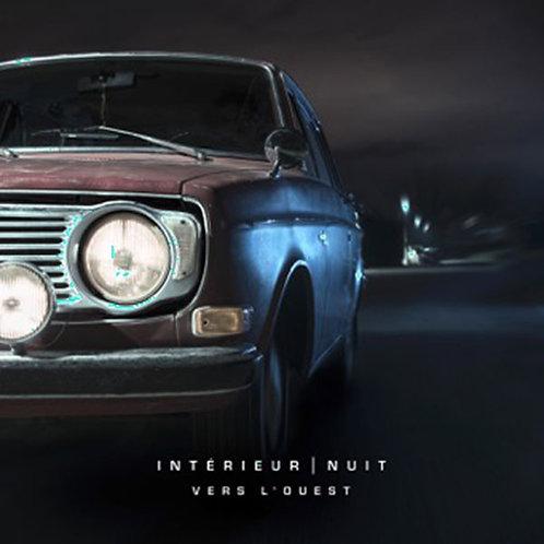 """INTERIEUR NUIT """"Vers l'ouest"""" (CD)"""