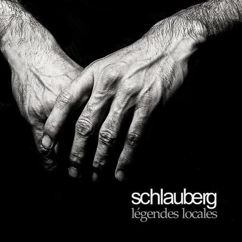 """SCHLAUBERG """"Légendes Locales"""" (CD)"""