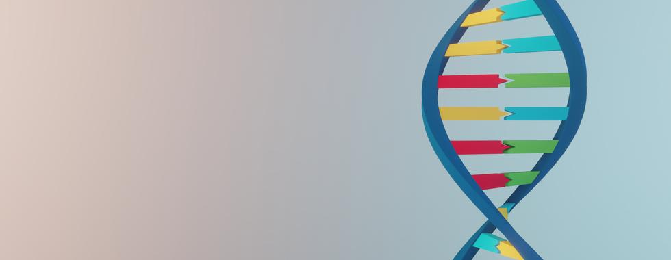 Sample 3D Illustration - DNA 1.0