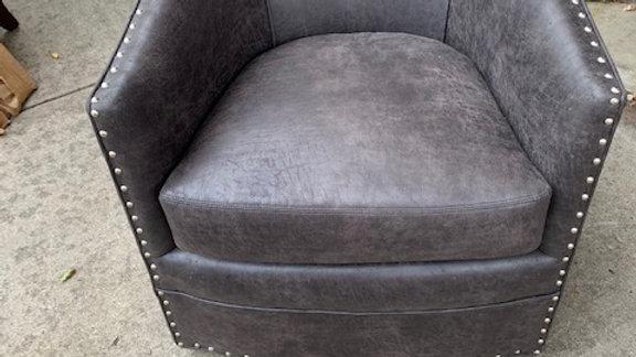 Arhaus Swivel Chair
