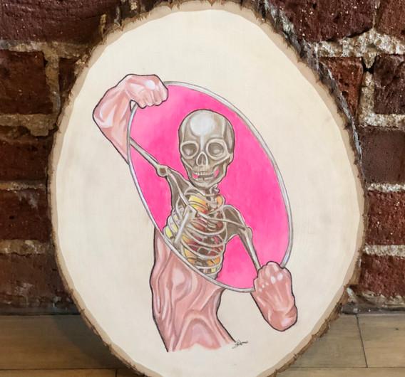 X-ray Human