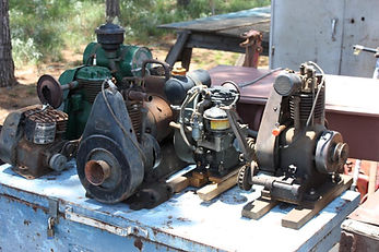 Some Briggs & Stratton engines Paul pick