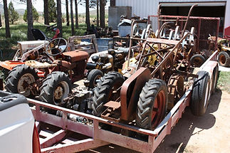 Wheel Horse RJ35, Tiger and more vintage
