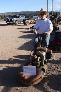 Ty Weckerly, Snapping Turtle Mower & Rol