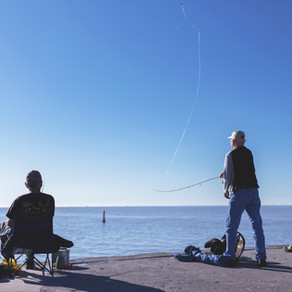 COVID-19 Fishing Safety Tips!